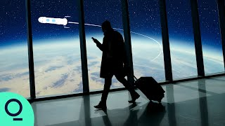 Why Space May Be Your Next Vacation