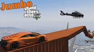 THE IMPOSSIBLE CHALLENGE ? - GTA 5 (Funny Moments)