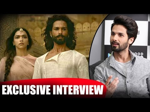 Shahid Kapoor REVEALS About His Most Difficult Scene From Padmaavat | Twitter Fan Questions