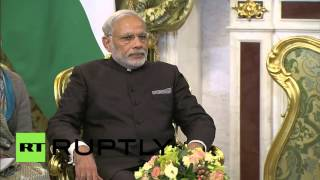 Russia: Putin says India and Russia are developing
