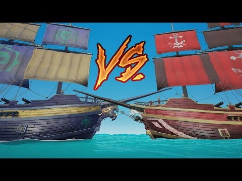 Sea of Thieves - The Best Ship Combat Ever!