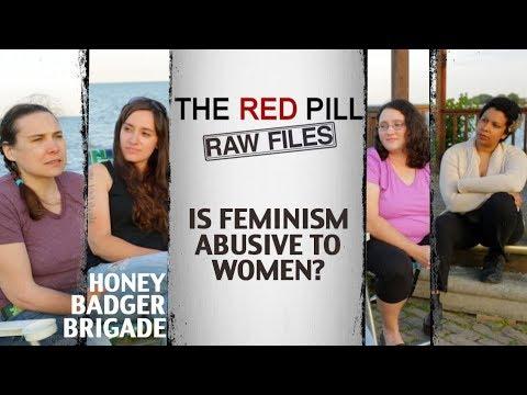 Is Feminism Abusive To Women? | Honey Badger Brigade #RPRF