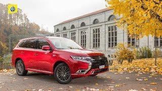 Mitsubishi Outlander - Autotest