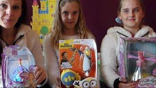 Испытываем летающие игрушки: Фея, Миньон и Единорог. Обзор и распаковка игрушек для детей.