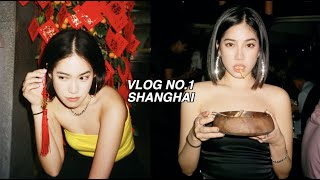 vlog.1 in shanghai | ktown, tennis, museum, sunset, ditto sofa, food adventures and more | 在上海2021