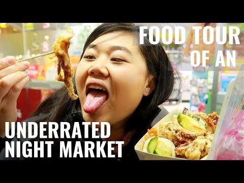 Taiwan's Best Street Food 2019: HIDDEN GEMS at NINGXIA NIGHT
