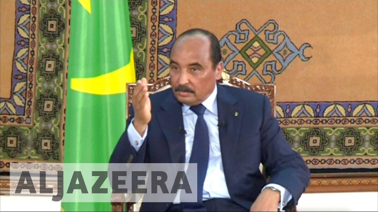 Mauritania leader calls for referendum to change constitution