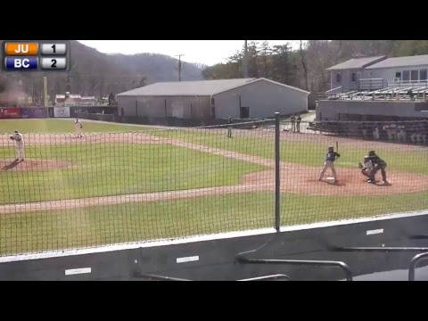 LIVE STREAM: Baseball vs. Johnson University: 3:00 PM: Game 1