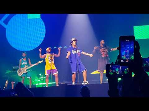 Bruno Mars XXIVK Magic World Tour - That's What I Like