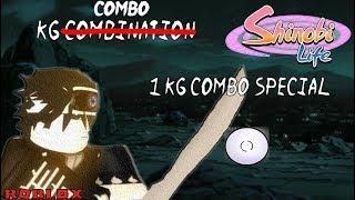 Roblox - Shinobi Life | KG Combination 14 | Only 1 KG