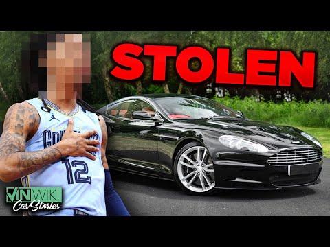 An NBA player stole our Aston Martin DBS thumbnail