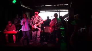 Barry Russell singing his original song, Bartender on the Beach at Tootsies , Nashville Tenn.