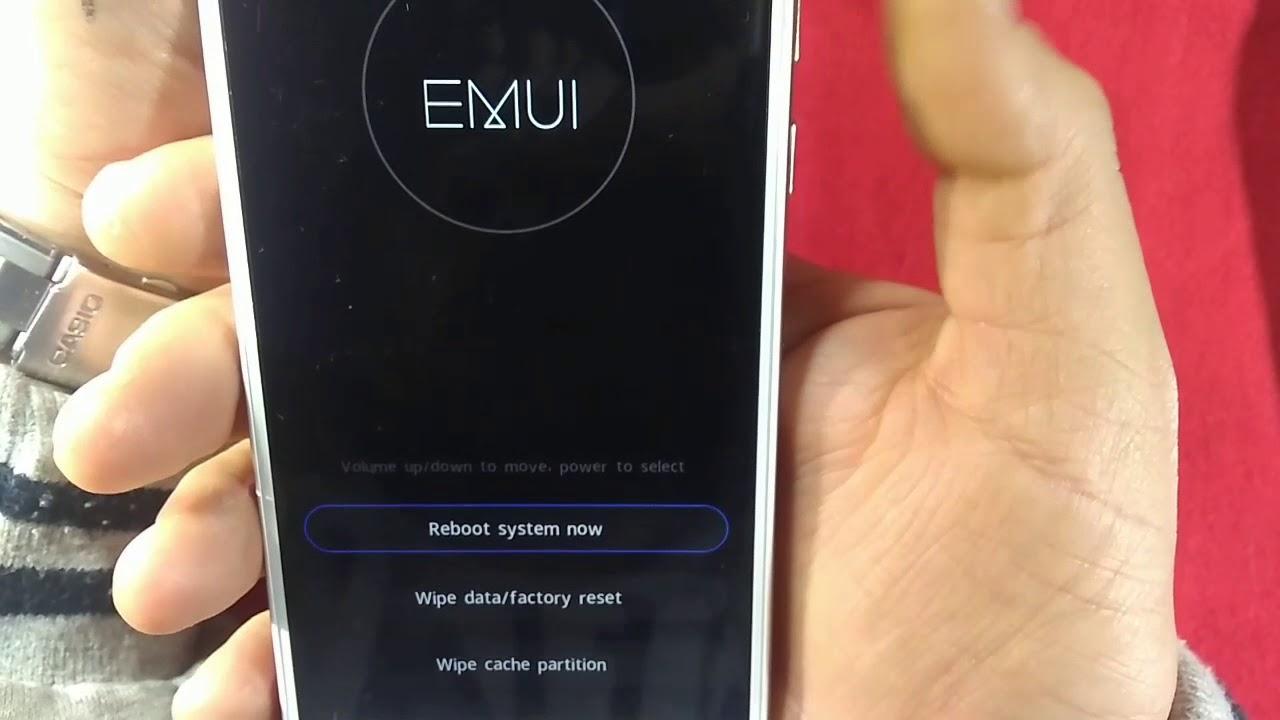 Cómo formatear Huawei Y6 2018/cómo resetear Huawei Y6 2018/Hard Reset  Huawei ATU-LX3
