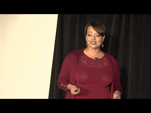 Sit at The Table or Be on The Menu | Chandra Brooks | TEDxUnionCity
