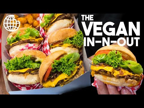 The New Vegan In-N-Out? | News Bites