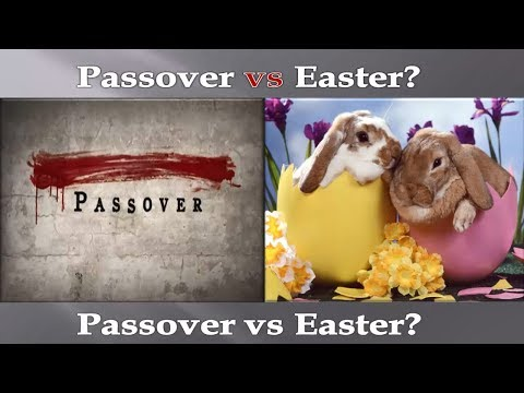Passover vs Easter – Passover Yeshua – Preview: Yeshua's Final Passover (Breaking Down The Bible)