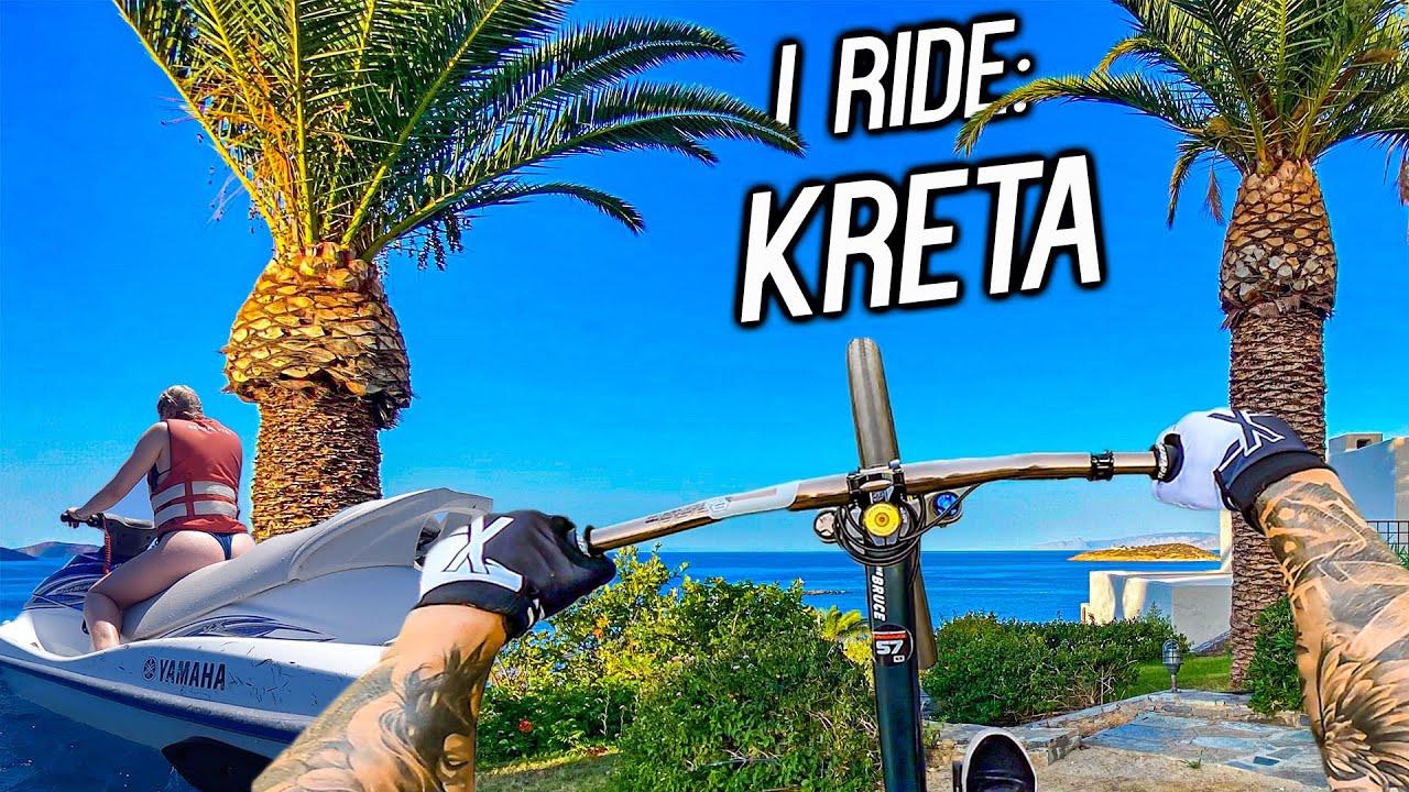 I RIDE: Crete
