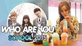 Gate 82 Flight 117 Who Are You: School 2015 (후아유 학교 2015)