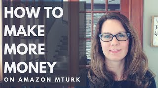How to Make Money with Amazon Mechanical Turk