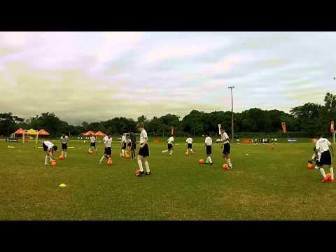 "Juventus Soccer Schools Paraguay ""Camp Asuncion Feb 2015"""