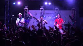 99 Red Balloons Spazmatics Chicago Live in 2019.