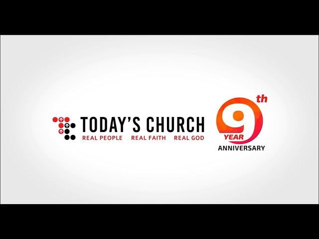 TC's 9th Anniversary Celebration | Today's Church Online (Mar 14, 2021)