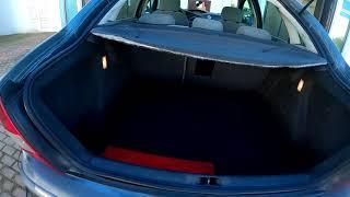Porta Bagagem Citroën C5