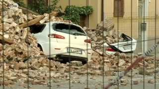 Italy: Living in an Earthquake Zone | European Journal