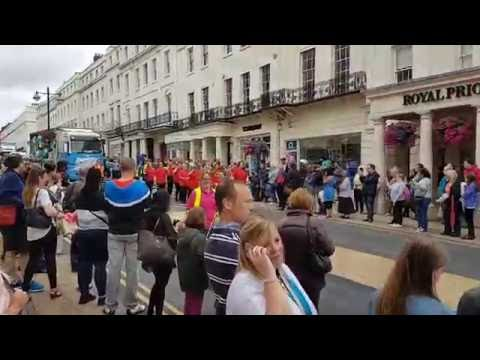 Leamington Spa Carnival | Fun and Colorful Town Centre | England Tour - Part 1