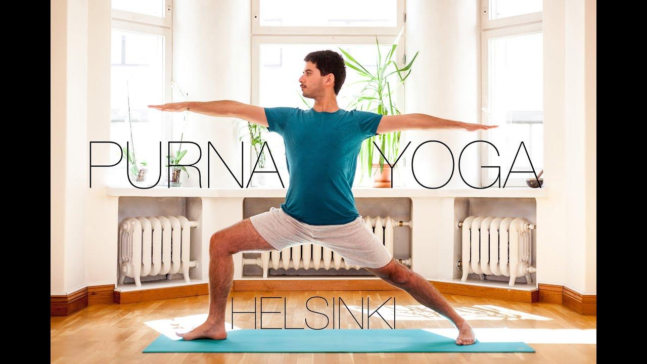 Purna Yoga Helsinki Youtube