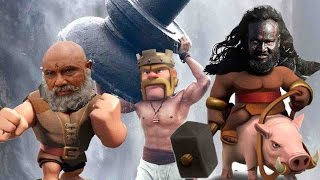 Bahubali clash of clans | compilation | awesome edited video