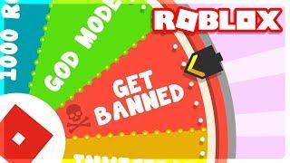 Roblox WHEEL of DANGER 2
