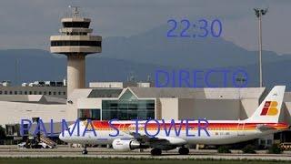 [IVAC]Controlamos Palma de Mallorca LEPA_S_TWR #1