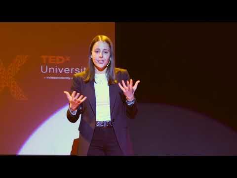 How visualisation can change your life   Ana Isabel Bacallado   TEDxUniversityofGlasgow
