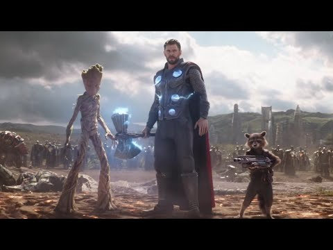 """Avengers: Infinity War (2018) - """"Bring Me Thanos"""" 