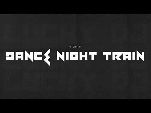 THE NIGHT DJ TRAIN (REMIX) BY LUCKY DJ JHANSI