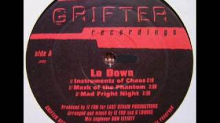 Mad Fright Night (Instrumental) - Lo Down