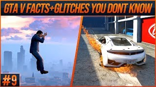 GTA 5 Facts and Glitches You Don't Know #9 (From Speedrunners)