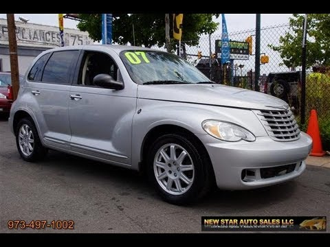 2007 chrysler pt cruiser limited edition youtube. Black Bedroom Furniture Sets. Home Design Ideas