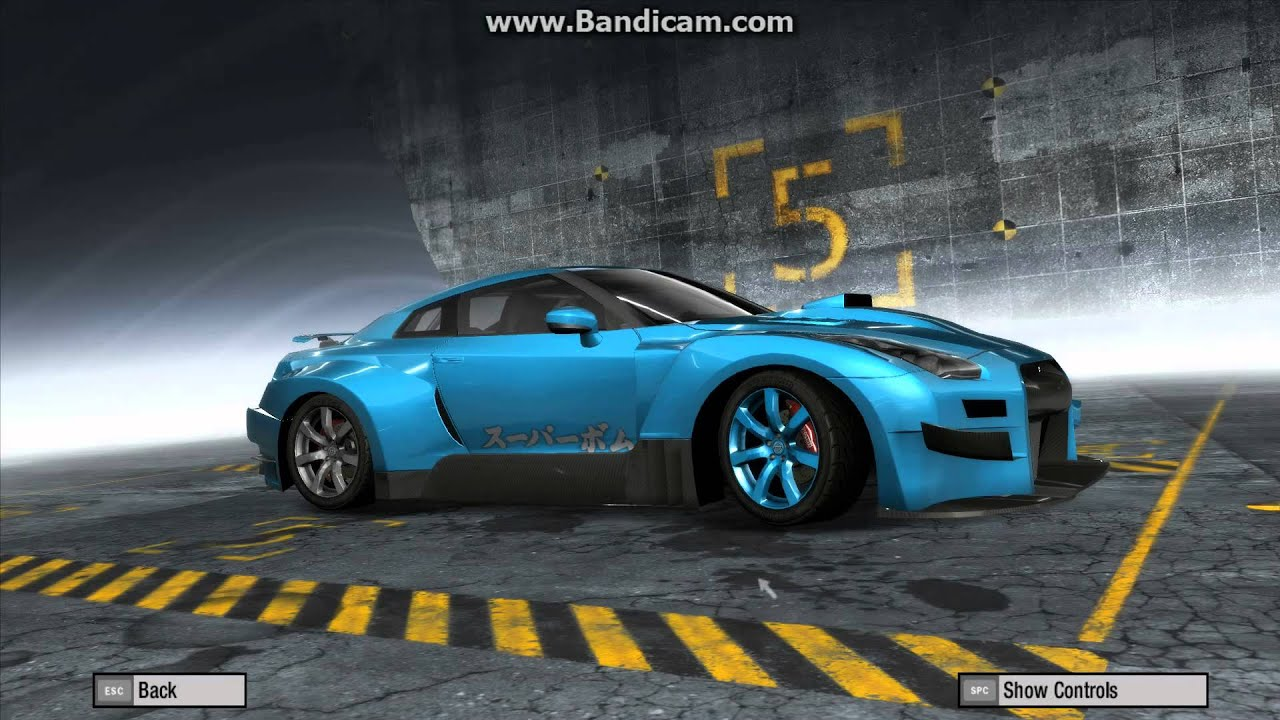 Best cars for each event type in nfs prostreet
