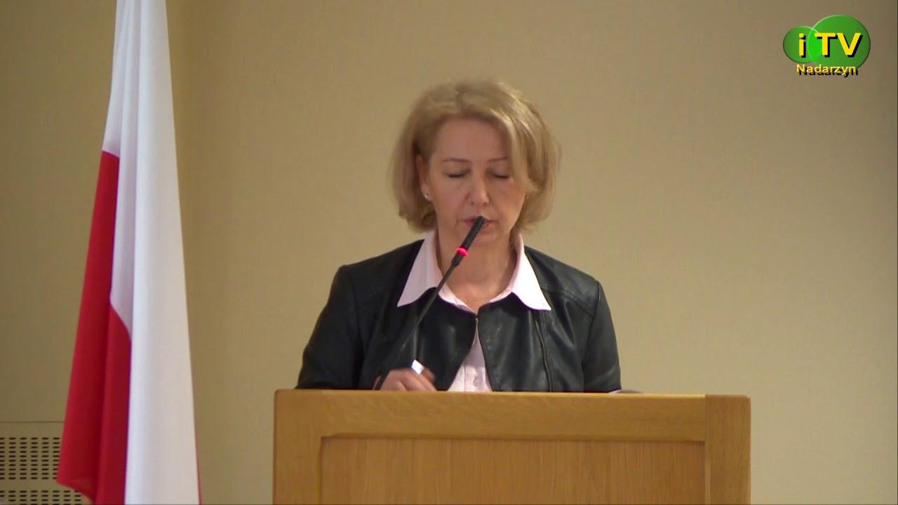 XXXIX Sesja Rady Gminy Nadarzyn