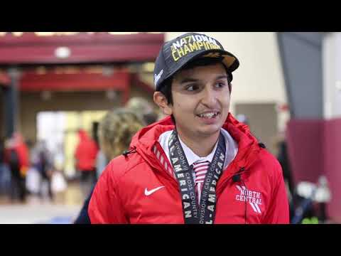 North Central College Men's Cross Country - 2017 National Championships