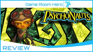 Psychonauts Review Is It Still Great? - Game Room Hero