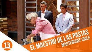 Ennio, el maestro de las pastas   MasterChef Chile   Capítulo 4