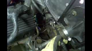 Ford F100 Crown Vic swap part 9 brake booster pedal and master cylinder
