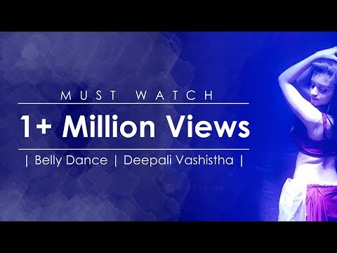 BELLY BEATS AND BOLLYWOOD FUSION | BELLY DANCE ON BOLLYWOOD SONG|