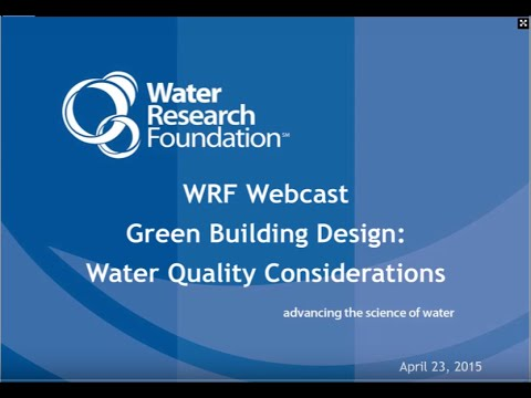 Green Building Design: Water Quality and Utility Management Considerations
