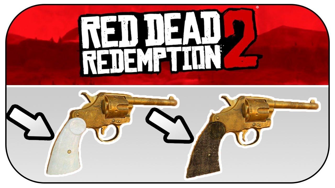 Red Dead Redemption 2 - Weapon Customization!