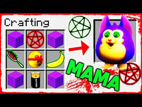 Thumbnail: Minecraft FNAF - How to Summon TATTLETAIL in Crafting Table!