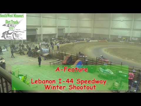 Bois D'Arc Stock Appearing A Feature   I 44 Speedway Winter Shootout 1 19 2018